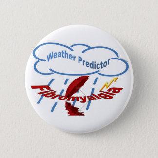 Weather Predictor 2 Inch Round Button