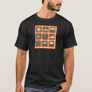 Weather Symbols T-Shirt
