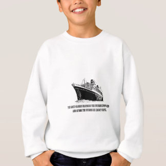 weather the storms wise one sweatshirt