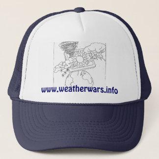 Weather wars hat