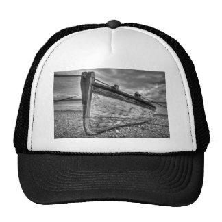 Weather worn Lancashire fishing boats Trucker Hat