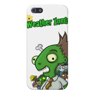 Weather Zombie iPhone Case iPhone 5 Case