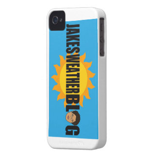 weatherCase-blackberry iPhone 4 Cover