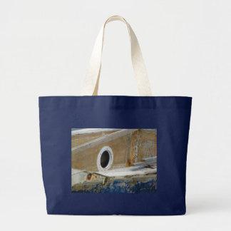 WEATHERED BOAT 3 Tote Bag