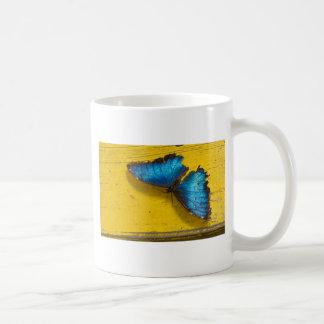 Weathered Classic White Coffee Mug