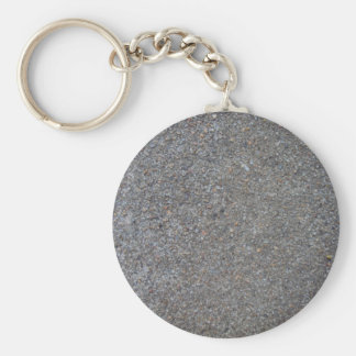 Weathered Concrete Keychain