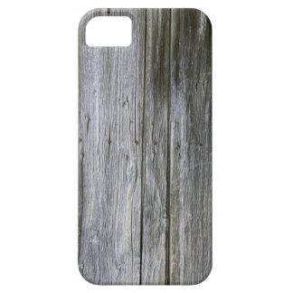 Weathered Door Planks iPhone SE+5/5S Case