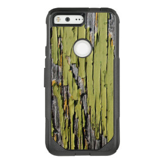Weathered Green Barn Wood OtterBox Commuter Google Pixel Case