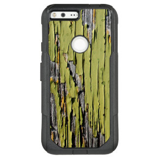 Weathered Green Barn Wood OtterBox Commuter Google Pixel XL Case