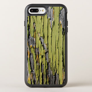 Weathered Green Barn Wood OtterBox Symmetry iPhone 8 Plus/7 Plus Case