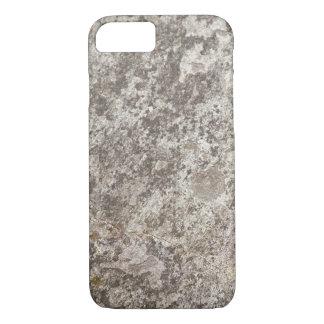 WEATHERED GREY STONE iPhone 7 CASE