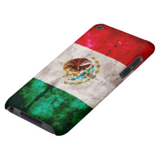 Weathered Mexican Flag iPod Touch Covers