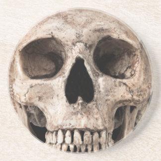 Weathered Old Skull Coaster