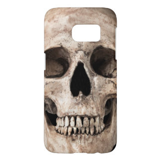 Weathered Old Skull Samsung Galaxy S7 Case