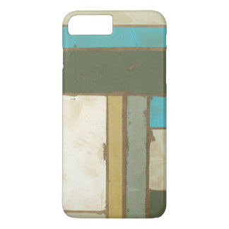 Weathered Panel Painting by Jennifer Goldberger iPhone 7 Plus Case