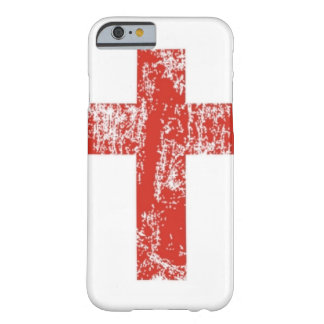 Weathered Red Cross iPhone 6/6s Case