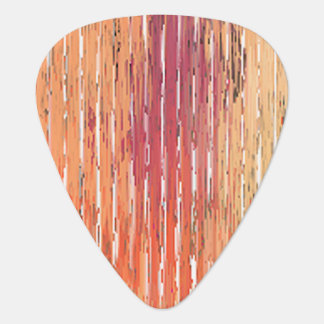 Weathered Reed Blinds guitar pick (2-sided)