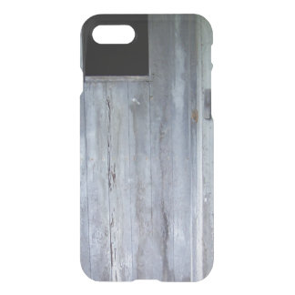 Weathered Shed Door iPhone 7 Case