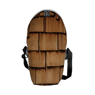WEATHERED SHINGLES COURIER BAG