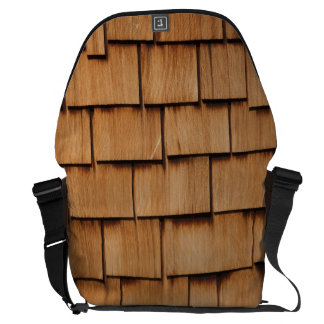 WEATHERED SHINGLES COURIER BAGS