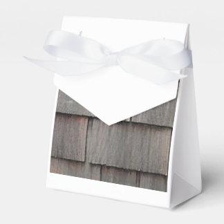 Weathered Shingles Favor Box