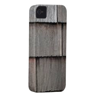 Weathered Shingles iPhone 4 Covers