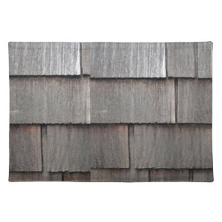 Weathered Shingles Placemat