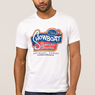 Weathered Showboat Drive in Destroyed Tee