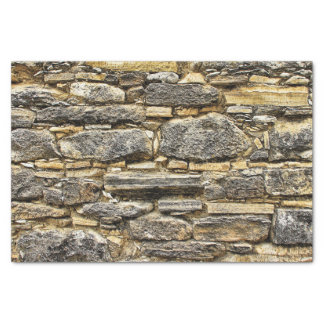 Weathered Stone Old Wall Texture Tissue Paper
