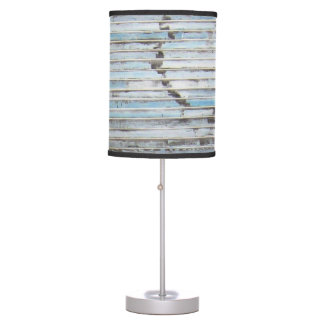 WEATHERED STRIPS by Slipperywindow Table Lamp