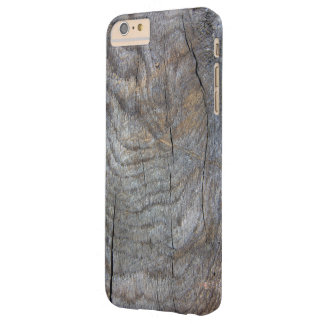 weathered wood barely there iPhone 6 plus case