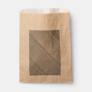 Weathered Wood grain bag