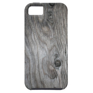 Weathered wood grain iPhone 5 cases