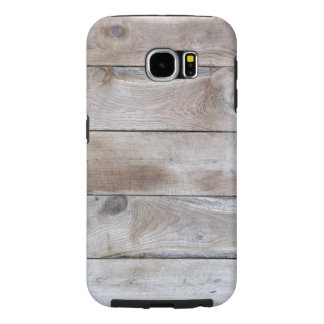 Weathered Wood Samsung Galaxy S6 Cases