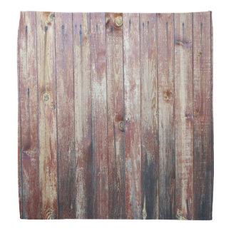 Weathered Wood Wall Texture Do-rag