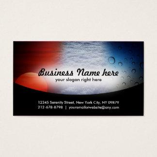 Weatherization Business Cards