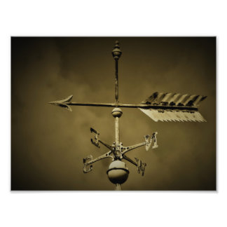 Weathervane Photo Print