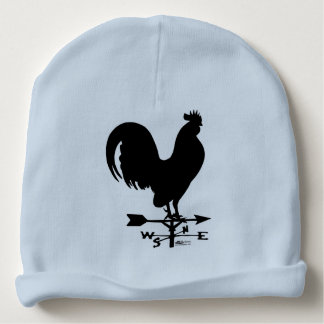 Weathervane Rooster Baby Beanie