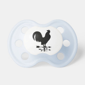 Weathervane Rooster Pacifier