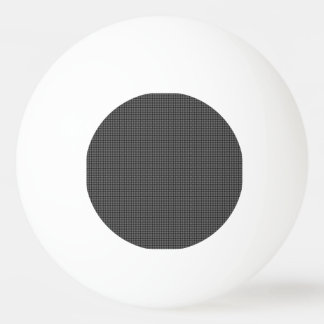Weave - Gray Ping Pong Ball
