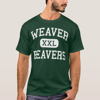 Weaver - Beavers - High - Hartford Connecticut T-Shirt