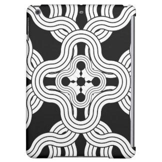 Weaver Mandala Case For iPad Air