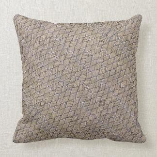Weaver's look throw pillow