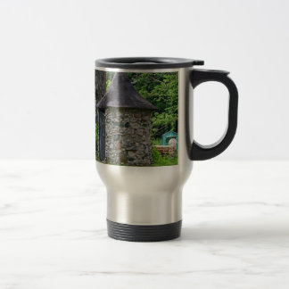 Weaving Time Travel Mug