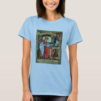 Weaving Woman T-Shirt