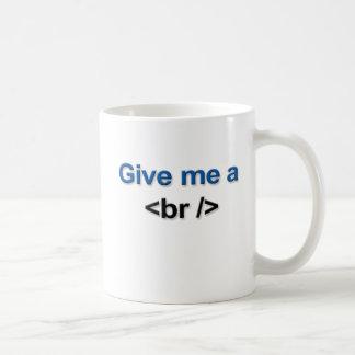 Web Design Mug