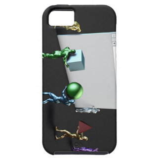 Web Design Services and Business Website iPhone 5 Cover