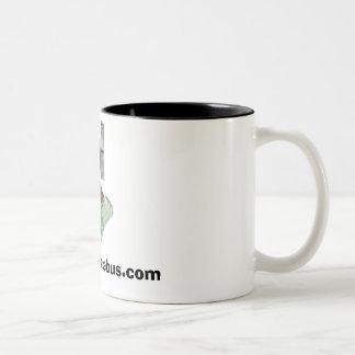 Web_Index_PC_Motherboard, www.interfacebus.com Two-Tone Coffee Mug