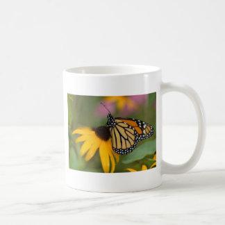 web-monarch watercolor coffee mug