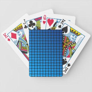 Web sample bicycle playing cards